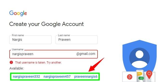 Email id kaise banaye Hindi me