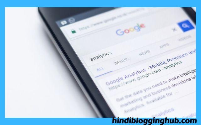 Google product list