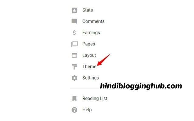 Paste Auto Ad code in Blogger Blog