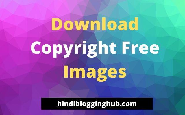 Copyright free images google