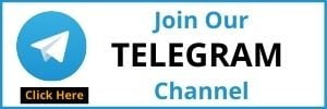 Join Our Telegram Channel