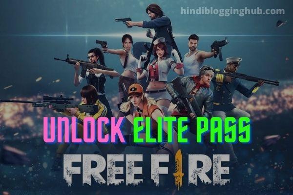 Free Fire Me Elite Pass Kaise Le